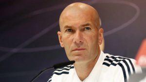 Zinedine Zidane Ingin Fokus Dengan Musim Depan