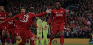 Liverpool lolos final liga champions