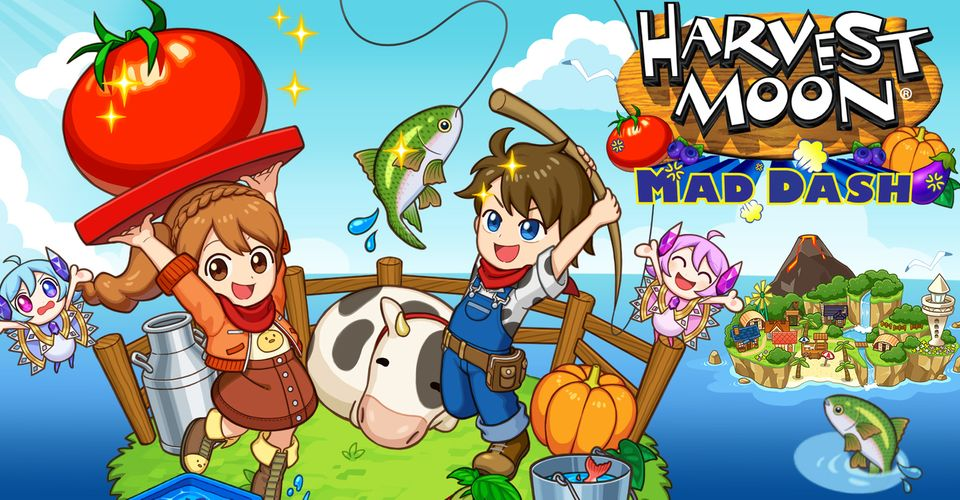 Harvest Moon: Mad Dash Bocor Untuk Xbox One