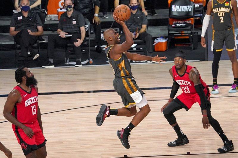 Chris Paul Thunder Memaksa Game 7 Melawan Rockets