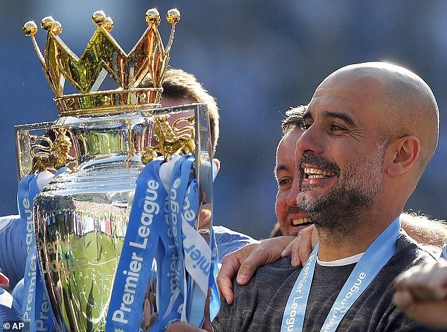 Mentalitas Buat Manchester City Pertahankan Gelar Juara