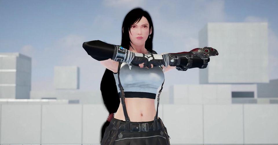 Tifa Lockhart Dari Final Fantasy 7 Bergabung Di Tekken 7 Dengan Mod Baru