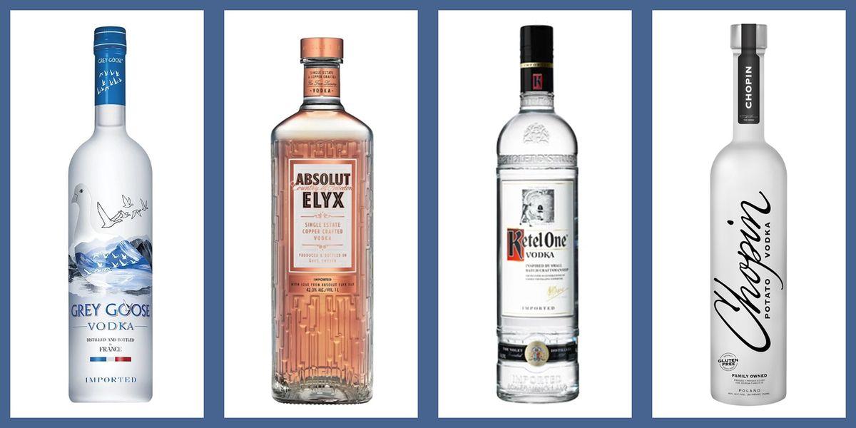 campuran vodka